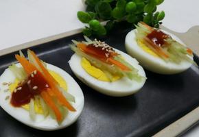 초간단 계란초 만들어 보아욤~*