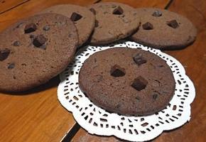 쫀득한 초코칩 쿠키