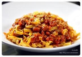 토마토 소스 스파게티 정말 맛있게 만들기~