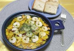 스페인 요리를 집에서! 간단하고 맛있는 감바스 만들기