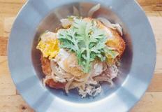 든든하지만 간편한 돈까스덮밥 레시피! #치즈돈까스덮밥, 가츠동레시피