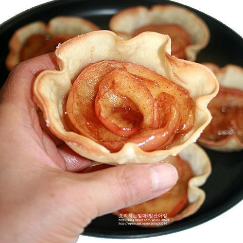 사과 디저트요리
