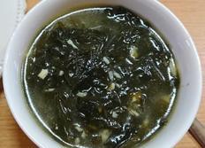 중금속 해독에 좋은 미역 미역만 넣어 끓여도 맛있는 미역국 황금레시피