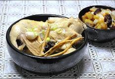 ♬ 복날먹은 토종닭 한방백숙 & 영앙밥