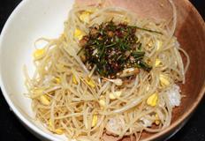 현미콩나물밥/다이어트식단/콩나물/현미밥/된장국/두부된장찌개