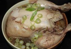 여름 보양식!홍삼정 삼계탕(Samgyetang/Ginseng Chicken Soup)