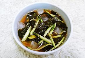 백종원 오이냉국 여름철 필수메뉴:)
