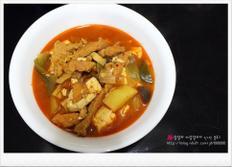 돼지찌개 / 고추장찌개 - 초보 요리 간단 찌개 만들기