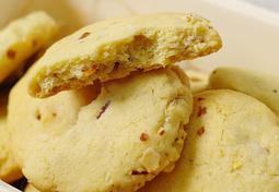 아이들 영양 간식 고소한 견과류 쌀 쿠키