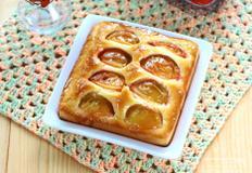 자두 케이크