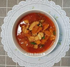 백종원 새마을식당 7분김치찌개 만드는 법