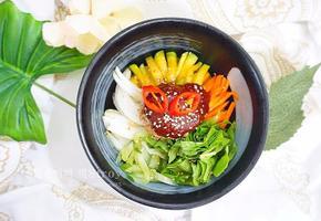 참치 상추비빔밥 만드는 법, 황금 양념장으로 여름입맛 살리기