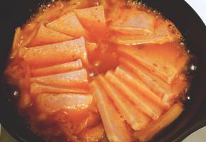 스팸 김치찌개 맛있게 끓이기~