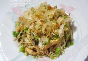 닭가슴살 숙주 볶음 만들기(초간단 레시피, 밥반찬&술안주)