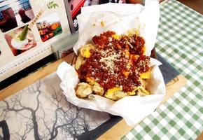 #집밥백선생 칠리소스만들기 #직접만든 핫스파이시칠리소스로 핫도그와 감자튀김에 토핑!!