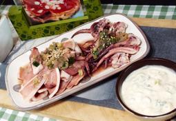 #탱탱한 오징어로 만드는 고소한 오징어버터구이와 소스 만들기 #매콤하고 고소한 소스에 찍어먹는 맛!!