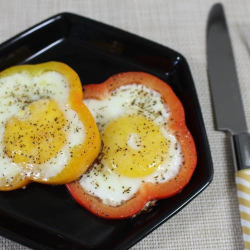 파프리카 달걀 프라이 만들기, 손질법 부터 자세히 알아봐요!