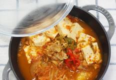 참치김치찌개 맛있게 끓이는 법, 김치찌개