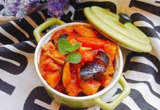 인기메뉴 닭가슴살 넣은 치킨 라따뚜이 ,, 건강한 다이어트 요리~!