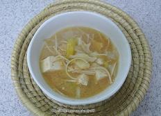된장찌개 맛있게 끓이는법/된장찌개육수끓이는법