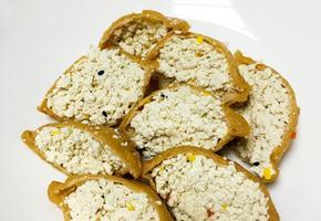 초간단 다이어트식 두부유부초밥