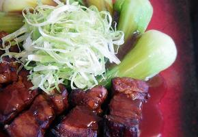 특별한 삽겹살 요리 ; 동파육 東坡肉,D?ngp?r?u