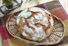 핀란드 호밀빵 :: 호밀 소다빵