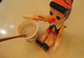 건강한 아침을 여는 음료, 바나나블루베리스무디~!!