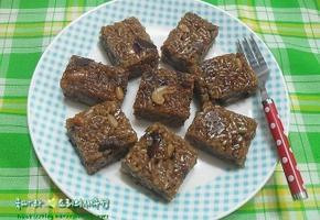 압력밥솥으로 만드는 간단 영양간식/약식,약밥