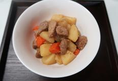 돼지고기 감자조림.내맘대로 만드는 한국식 니쿠자가.