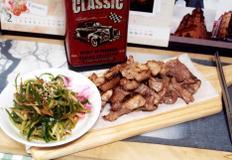#맛있는녀석들 뒷고기 맛있게 먹기 #파채볶음만들기 #돼지기름으로 볶아낸 간장소스의 파채볶음!