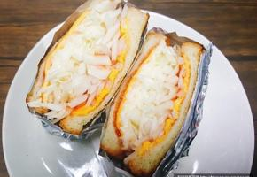 간단한 재료로 만드는 '구혜선 토스트' 만들기