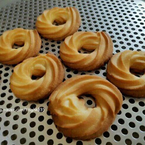 버터링 쿠키(노에그, 계란 없이 베이킹)