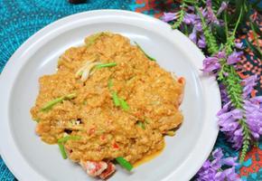 백종원 태국식 카레, 푸팟퐁커리