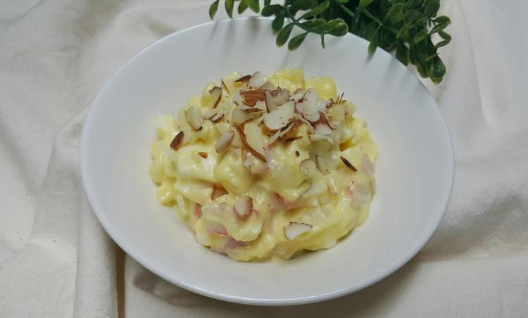 사과 감자 계란 샐러드~*
