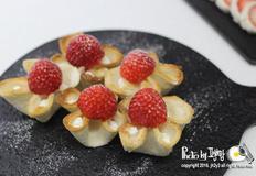 식빵요리 딸기 디저트 간단한간식~