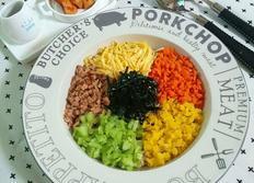 비벼먹는 김밥만들기(남은 김밥재료로 만들어보세요)