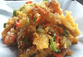 북어채 튀김 백종원 레시피