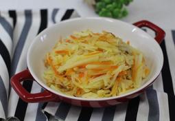 감자채 볶음! 간단한 감자요리 고소한 맛!
