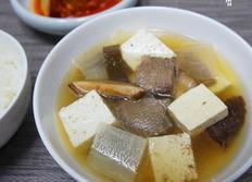 탕국 끓이기(소고기탕국 끓이는법)
