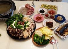 씹고 뜯고 맛보는갈비&버섯 샤브샤브