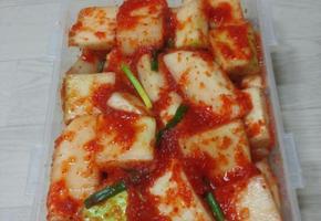 배연정 국밥집 설렁탕집깍두기