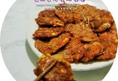김치콩나물전 아삭한 콩나물과 톡톡 터지는옥수수콘 김치전