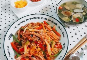 쏘야 볶음라면(간단한 자취, 혼밥으로 좋아요)