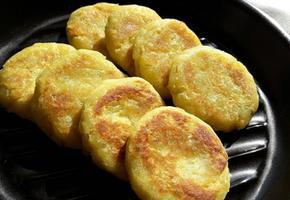 미니 고구마 파이 간식 만들기