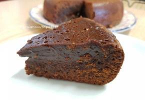 누텔라 모카 브라우니 /브라우니: 노오븐 베이킹, 밥통 케이크, 초간단 간식