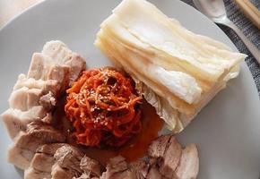 김장 후에 먹는 보쌈 맛난 수육 만들기 비법!!!!