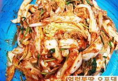 추석 김치 담그는 법/가을배추 포기김치와 겉절이 만들기