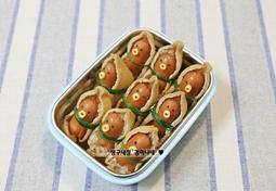 유치원 가을 소풍도시락으로 딱 좋은 문어소시지 유부초밥!