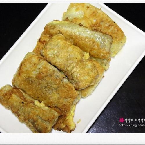 돔베기 / 돔베기전 - 차례상 음식 상어고기